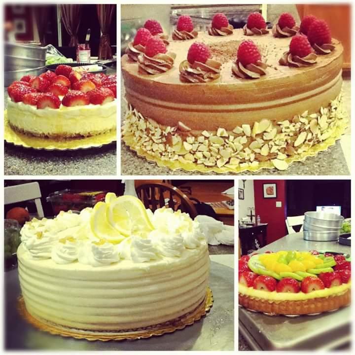 Cakes – Chef Richard Sanchez